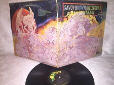 SAVOY BROWN - HELLBOUND TRAIN - 1972 PARROT RECORDS GATEFOLD LP