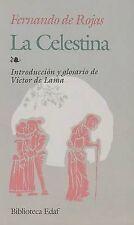NEW La Celestina by Fernando De Rojas
