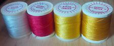 Danville's, Nylon Thread, Size D, 50 yards, Various Colors