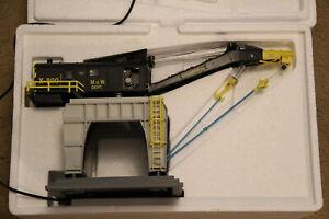Lionel MOW Command Control Trackside Crane #6-82033