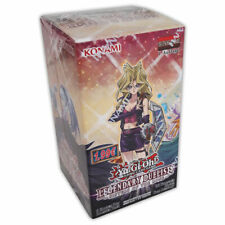Yu-Gi-Oh! Legendary Duelists Sisters of the Rose Display 18 Booster OvP deutsch
