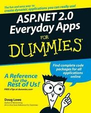 ASP.NET 2.0 Everyday Apps For Dummies (For Dummies (Computer/Tech))