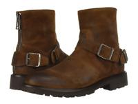 BELSTAFF Trialmaster Burnished Brown Boot Men's Size 43 EU N1514