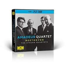 Amadeus Quartet - Beethoven: The String Quartets (NEW 7CD+BLU-RAY AUDIO)