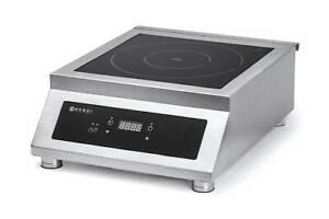 XL Induktion Kochplatte Induktionsherd induction cooker Hendi Digital 5000 Watt