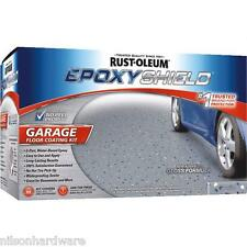 RustOleum EPOXYSHIELD Gray W/Blue Chips Gloss Garage Floor Paint Kit 251965
