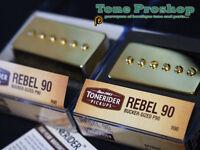 Tonerider Rebel 90 Pickup set - Gold. Free Postage.