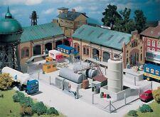 Faller HO 180433 Industrie-Metallzaun 23 Teile 1010 mm NEU OVP*