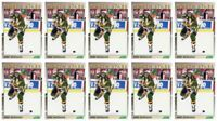 (10) 1991-92 Score Young Superstars Hockey #35 Mike Modano Card Lot North Stars