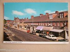 Postcard - HIGH STREET, HEATHFIELD, SUSSEX. Unused. Standard size.