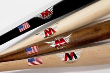 M^POWERED BASEBALL RED LABEL 24 PACK PRO MAPLE BEECH  ASH BATS for $1349 70% off