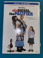 The Pacifier (Full Screen Edition) Movie DVD Vin Diesel