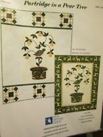 Kate Mitchell Quilts Quilting/Applique Pattern-Your Choice