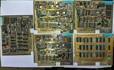 Vintage Computer Boards Components Teradyne EE ICs Chips Parts Gold Recovery Lot