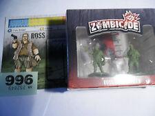 Zombicide Kickstarter Ross el gerente John Goodman El Gran Lebowski Lote G966