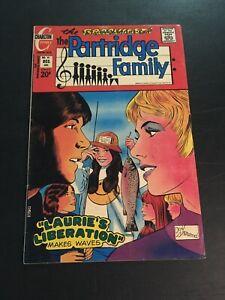 PARTRIDGE FAMILY #14 1972 CHARLTON VG/FN