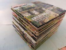 Job Lot of 36 Model Railway DVDs - BRM, Model Rail, Hornby etc