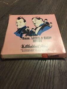 Laurel & Hardy Sugar Daddies Movie Blackhawk Films Reel Super 8mm