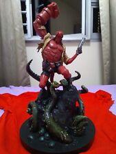 Bowen Designs Hellboy Statue SIGNED/SKETCHED