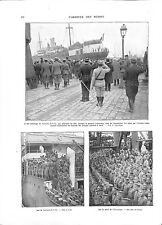 WWI General Lohvitsky Latouche-Tréville Imperial Russia Army B ILLUSTRATION