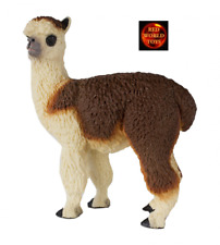 Alpaca Vida Silvestre Granja Modelo de juguete por Safari Ltd 224529 * Nuevo Con Etiqueta *