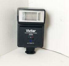 Vivitar 2000 Electronic Flash