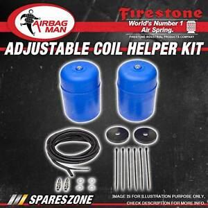 Airbag Man Air Suspension Coil Springs Helper Kit Rear for HYUNDAI TERRACAN HP