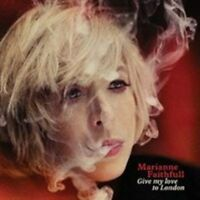 Give My Love to London [Digipak] by Marianne Faithfull (CD, Sep-2014) NEW
