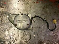 1973 Honda CB350 Engine Stator Cover Side Case     CB 350