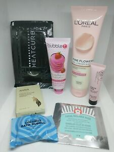 Face And Body Bundle L'oreal, Body Shop, First Aid Beauty Redken See Description