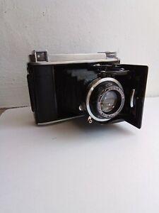Voigtlander 66, Baby Bessa Folding Camera & Case/Instructions!