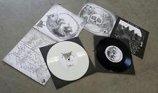 "RADIOACTIVE VOMIT - Ratsflesh 7""EP (Black)  Sarcofago  Astaroth  Poison  Imposer"