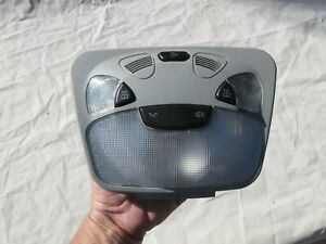 01-07 Mercedes-Benz C-Class W203 Hardtop Overhead Dome Light Gray C240 C320 MBE