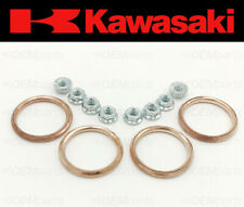 Exhaust Manifold Gasket Repair Set Kawasaki KZ650B/C/D/E/F 1977-1980 (Complete)