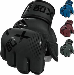 XN8 MMA Boxing Gloves Grappling Martial Arts Muay Thai Fighting Punch Training