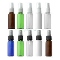 Bulk 1 OZ 30ml Empty PET Perfume Mist Sprayer Pump Spray Bottles Containers