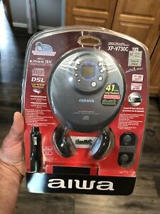 Aiwa XP-V730C CD-R/RW CD Player Anti Skip Car Kit & Wired Remote BNIP NOS