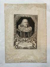 New listing Stitch DN GEORGIUS Paul in the Hoff portrait of George Paul Imhof (1603-1689) S5...