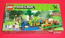 NEW LEGO MINECRAFT - NEW - 21114 - THE FARM - SEALED AND NEW