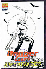 DANGER GIRL / ARMY OF DARKNESS #4, VF/NM, Variant, 2011, more AOD in store