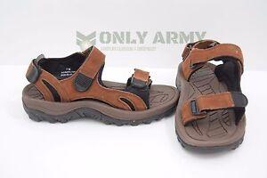 British Army Warm Weather Sandals Desert Hot Weather Slip On Genuine Military