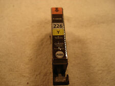Genuine Canon 226 Yellow Ink CLI-226Y Made in japan