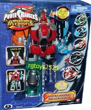 Power Rangers Operation Overdrive DUALDRIVE MEGAZORD New Factory Sealed 2007