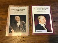 Teachings of Presidents of the Mormon LDS Church George Smith & Wilford Woodruff