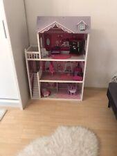 Xxl Barbie Puppenhaus 3 Etagen