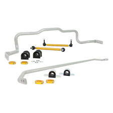 Whiteline Adjustable Sway Bars Front & Rear w/ Endlinks For 16-17 Ford Focus RS