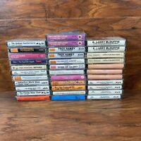 Lot Of 34 Cassettes Christian Various Titles Gospel Inspirational All New Sealed