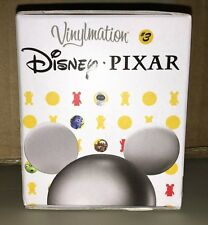 """UNOPENED MYSTERY BLIND BOX 3"""" Vinylmation Pixar Series 3 Pete Wall-E Russell"""