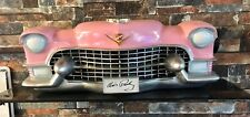 3D Regal: Frontpartie Cadillac 1959 - Elvis Pink Cadillac mit Bluetooth Lauts