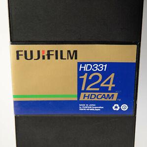 FUJIFILM HD331-124L HDCAM Videocassette, Large